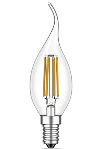 LED Faden Kerze E14